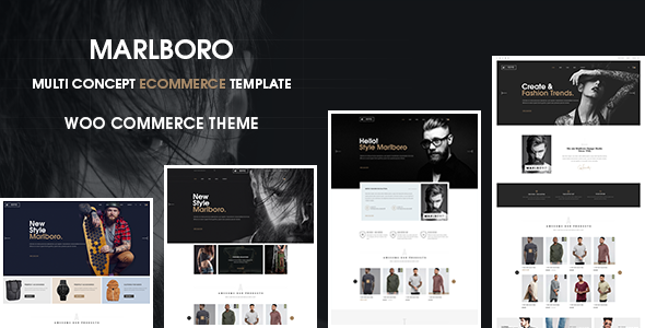 Marlboro 1.2.2 - WooCommerce Responsive Fashion Theme