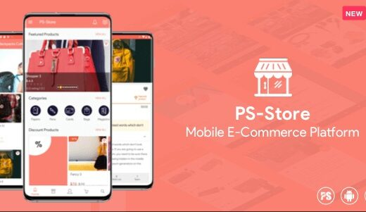 psstore-nulled-download-Mobile-ecommerce-APP-Download