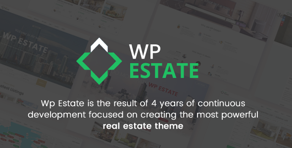 Real Estate 5.0 - Estate Responsive WordPress Theme