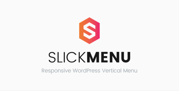 Slick Menu 1.2.8 Nulled - Responsive WordPress Vertical Menu