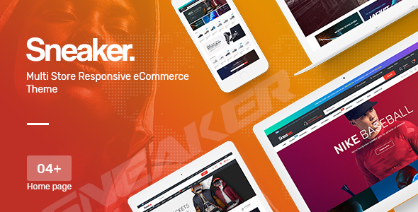 Sneaker 1.0 - Shoes Theme for WooCommerce WordPress