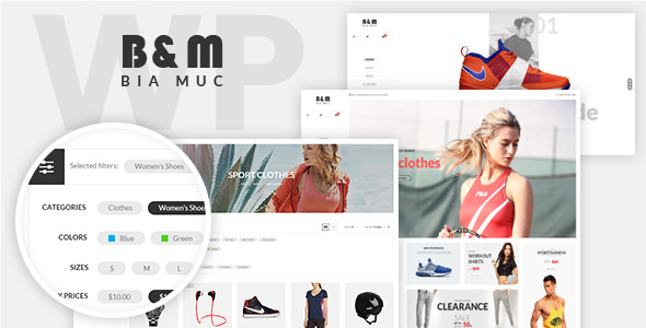 SNS BiaMuc 1.3 - WooCommerce WordPress Theme