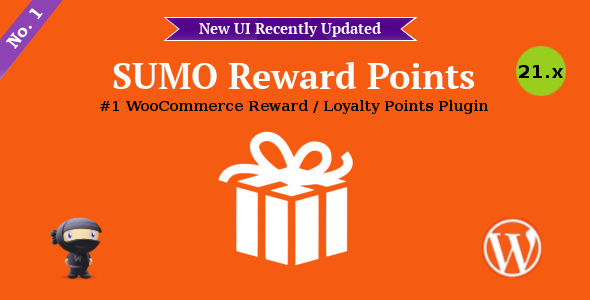 SUMO Reward Points WooCommerce Reward System