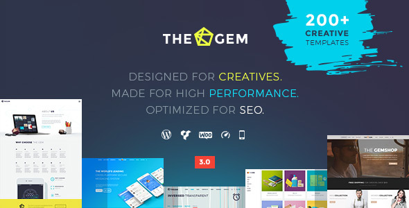 TheGem Creative WordPress Theme