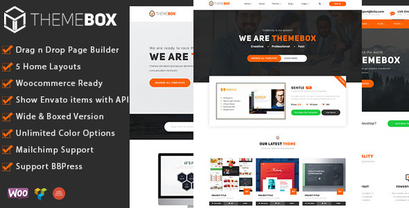 Themebox 1.3.0 - Unique Digital Products Ecommerce Theme