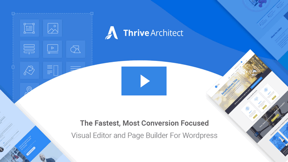 Thrive Architect v2.0.53 - The WordPress Visual Editor for Business Builders