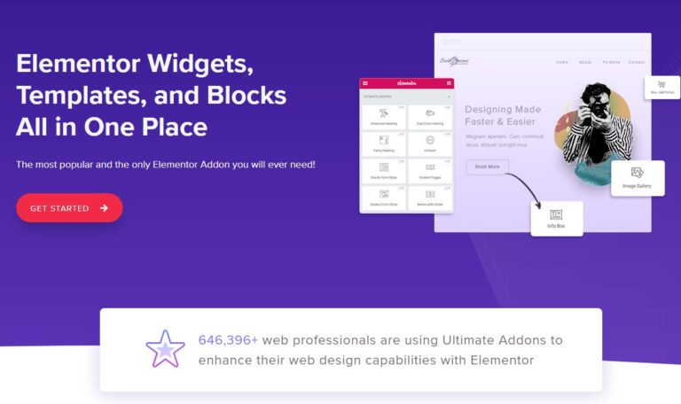 Ultimate Addons for Elementor Nulled