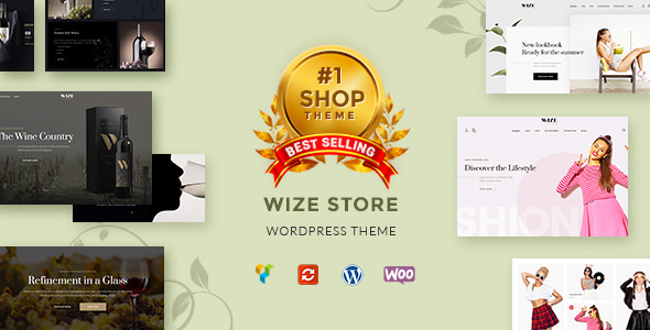 WizeStore 1.8 - WooCommerce Multipurpose Responsive WordPress Theme