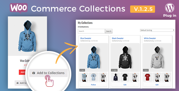 WooCommerce Collections WordPress Plugin