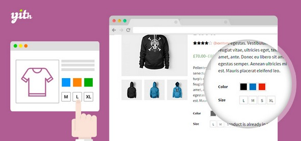 WooCommerce Color and Label Variations Premium