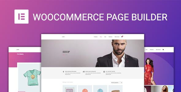 WooCommerce Page Builder For Elementor 1.1.6.1