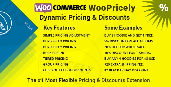 WooPricely 1.3.4 - Dynamic Pricing & Discounts