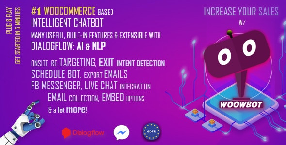 WoowBot 12.3.1 - ChatBot for WooCommerce