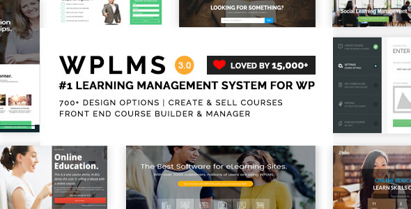 WPLMS 3.8 - Learning Management System for WordPress, Education Theme