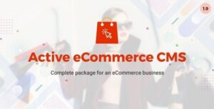 Active-eCommerce-CMS-Nulled-Download