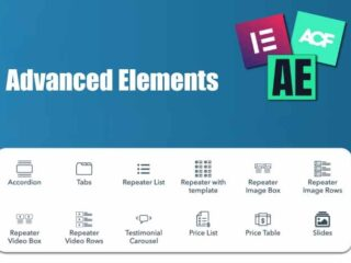 Advanced-Elements-For-Elementor-Nulled-Download