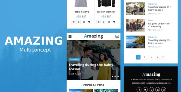 Amazing-Nulled-multiconcept-News-Magazine-Blog-and-eCommerce-Mobile-Template-Download