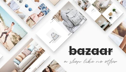 Bazaar-Modern-Sharp-eCommerce-Theme-Nulled-Download