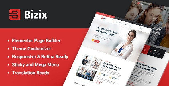 Bizix-Corporate-and-Business-WordPress-Theme-Nulled-download