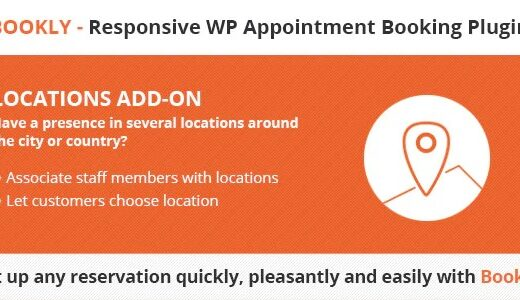 Bookly-Locations-Add-on-Nulled-Download
