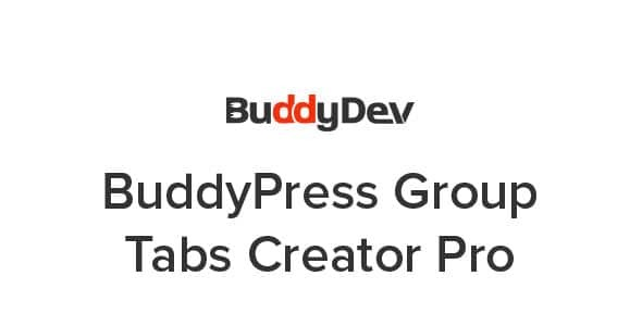 BuddyPress-Group-Tabs-Creator-Pro-Nulled-Download
