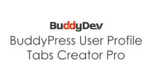 BuddyPress-Nulled-User-Profile-Tabs-Creato-Pro-Download