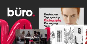 Buro-Agency-and-Freelancer-Theme-Nulled-Download