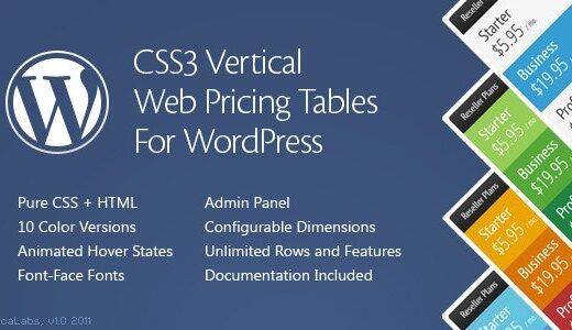 CSS3-Vertical-Web-Pricing-Tables-For-WordPress-Nulled-Download