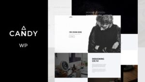 Candy-Nulled-One-Multi-Page-Parallax-Responsive-WordPress-Theme-Download