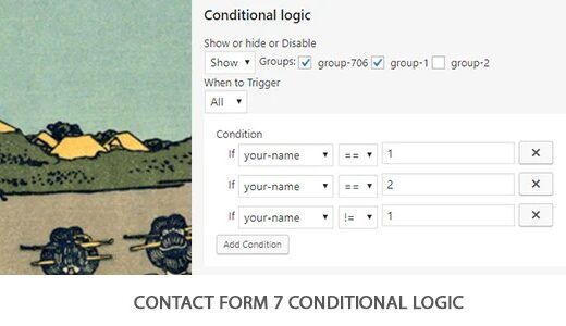 Contact Form7-Conditional-Logic-Nulled-Download