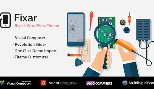 Fixar-Phones&Computer-Repair-WordPress-Theme-Nulled-Download