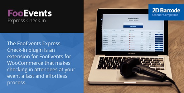FooEvents-Express-Check-in-Nulled-download