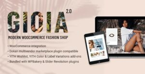 Gioia-Nulled-Modern-Fashion-Shop-Download