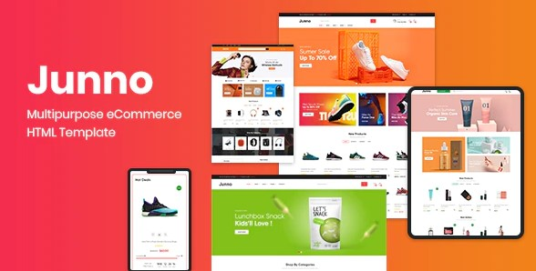 Junno-Multipurpose-eCommerce-HTML-Template-Nulled-Download