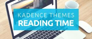 Kadence-reading-time-Nulled-Download