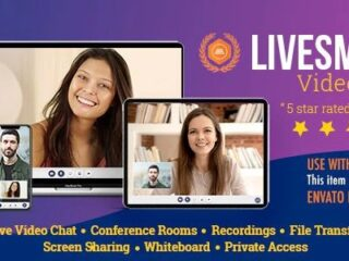 LiveSmart-Video-Chat-online-video-chat-script-Nulled-download
