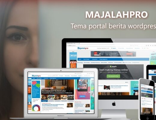 Majalahpro-News-Portal-WordPress-Theme-Premium-Nulled-Download