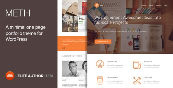 Meth-Nulled-A-Minimal-One-Page-Portfolio-Theme-Download