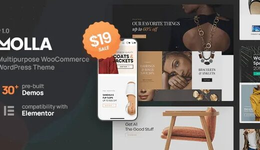 Molla-Nulled-Multi-Purpose-WooCommerce-Theme-Download