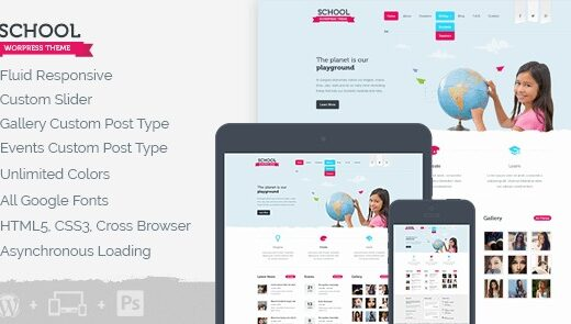 MyThemeShop-School-WordPress-Theme-Nulled-download