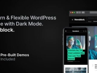 Newsblock-Nulled-News&Magazine-WP-Theme-with-Dark-Mode-Download