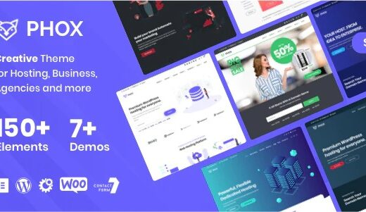 Phox-Nulled-Hosting-WHMCS-Theme-download
