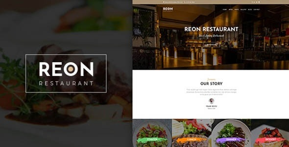 Reon-Nulled-Restaurant-WordPress-Theme-Nulled-Download
