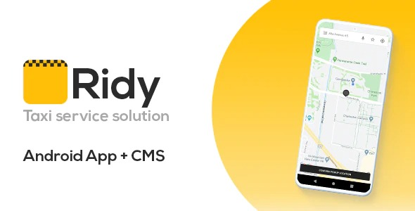 Ridy-Taxi-Application-Android+Dashboard-Nulled-Download