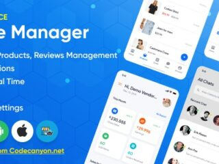 Store-Manager-React-Native-Application-for-WP-Woo-Nulled-Download