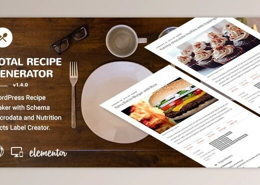 Total-Recipe-Generator-for-Elementor-Nulled-Download