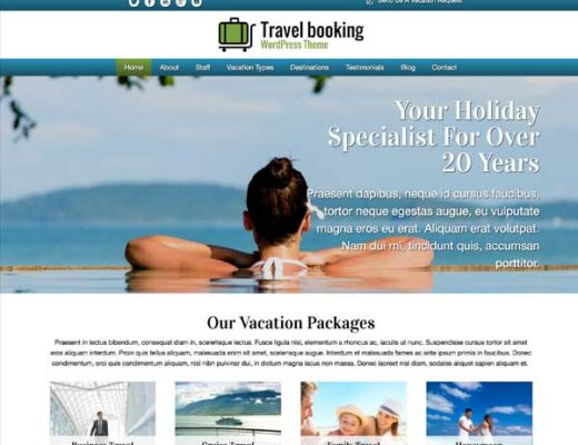 Travel-Booking-WordPress-Theme-Nulled-Download