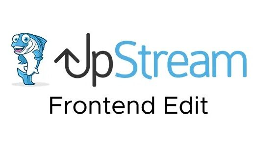 UpStream-Frontend-Edit-Extension-Nulled-Download-Plugin