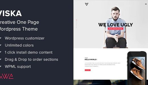 Viska-Nulled-Creative-One-Page-WordPress-Theme-nulled-download