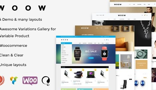 WOOW-Nulled-Responsive-WooCommerce-WordPress-Theme-Nulled-Download